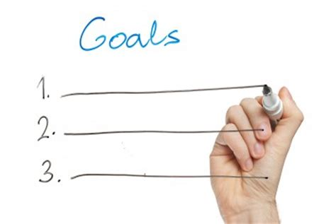 The Importance of Setting Goals in Life Essay and speech